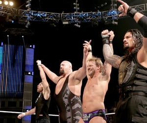 wwe, roman reigns, and big show image