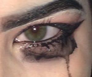 eyes, aesthetic, and grunge image