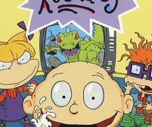 rugrats, tommy pickles, and fondos image