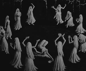 black, death, and blackmetal image