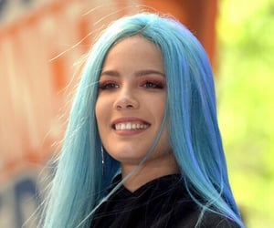gurl, halsey, and cute image