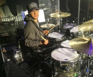 drummer, drums, and il volo image