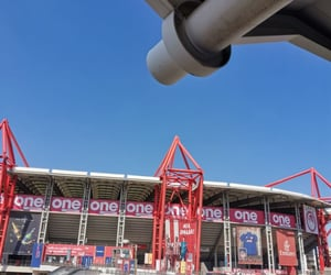 2020, football, and stadion image