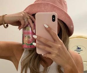beverage, drink, and girl image
