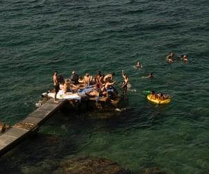 capri, fun, and holiday image