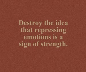 quotes, words, and emotions image