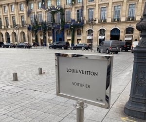 Louis Vuitton, luxury, and paris image