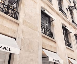 architecture, chanel, and chanel bag image