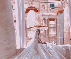 bride, fashion, and luxury image