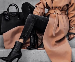 boots, black jeans, and fashion image