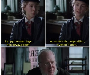 book, little women, and so true image