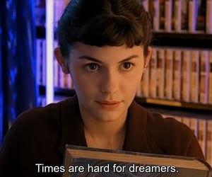 amelie, romance, and dreamer image
