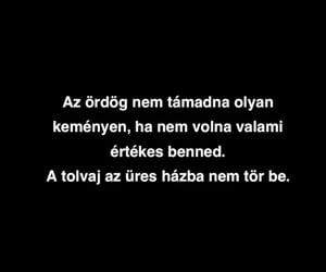 magyar, idézet, and ördög image