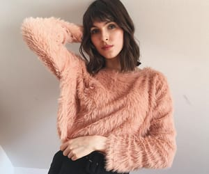 beauty, brown hair, and natural image