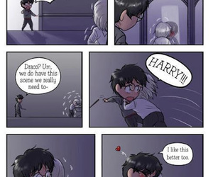 comic, harry potter, and potter image