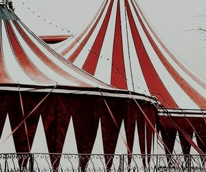 aesthetic, circus, and dark image