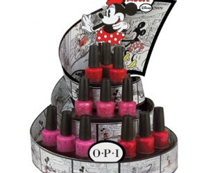 DDM07 Minie Mouse Display - OPI France - Sarl Ad Beauty