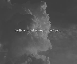 quotes, believe, and sky image