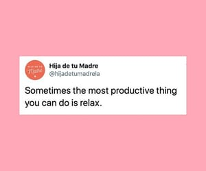 frases, rosa, and relajante image