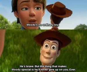 disney, toy story, and disney quotes image