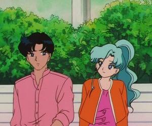 anime, pastel, and anime gif image