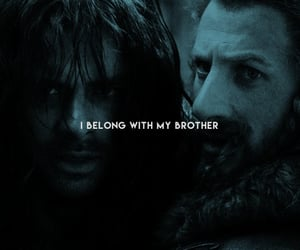 aesthetic, brothers, and the hobbit image