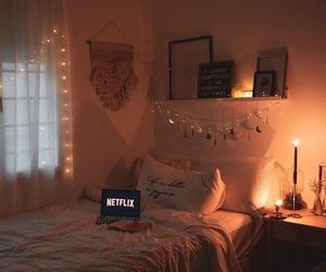 bedroom, cozy, and room decor image