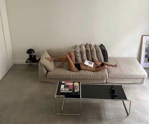 home, beige, and minimalist image