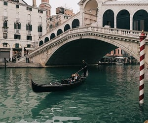 venice, italy, and adventure image