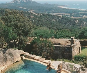 Corsica, summer, and france image
