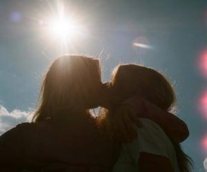 lesbian, girls, and lgbtq image
