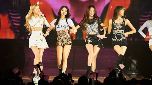 article, rose, and blackpink image