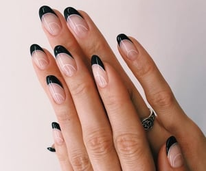 aesthetic, nails, and style image