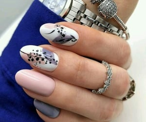 cosmetic, glamour, and nail art image