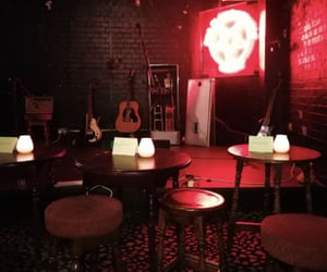 bar, basement, and live music image