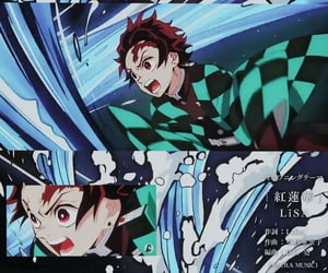 anime, background, and cartoon image