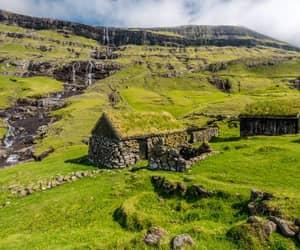 denmark, travel, and faroe islands image