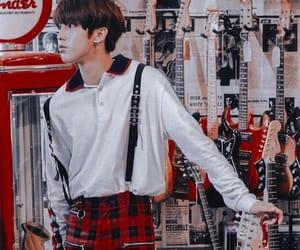 boy, han, and korean image