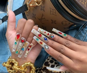 nails and jewels image