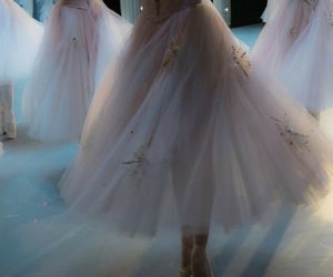 ballet, aesthetic, and ballerina image