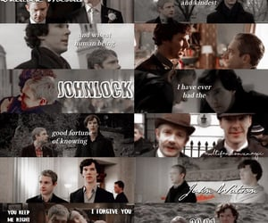 aesthetic, edit, and sherlock image