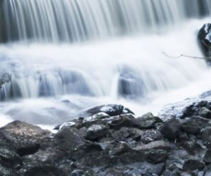 beautiful, waterfall, and facebook cover image
