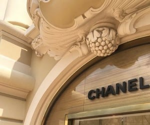 chanel, aesthetic, and beige image