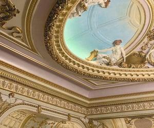 art, elegant, and french image