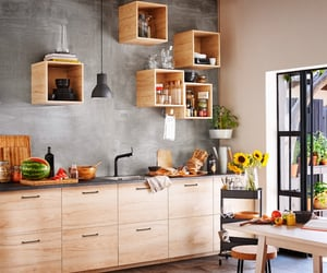 bright, design, and home image