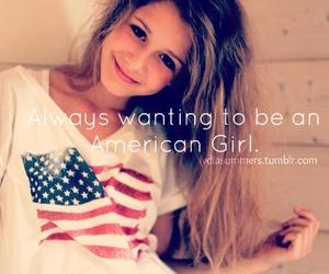 america, american girl, and around image
