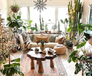 aesthetic, house ideas, and plants image