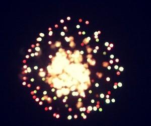 fireworks and instagram image
