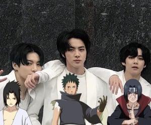 jin, bts, and jeongguk image