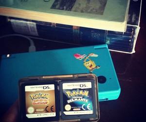diamond, nintendo ds, and pokemon image